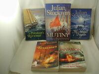 Julian Stockwin 5 Thomas Kydd British Naval History Adventure