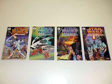 STAR WARS RIVER OF CHAOS #1 2 3 4 Dark Horse Comic Books Lot Run NM-NM+ 1995
