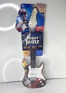 Paper Jamz Guitar Wowwee Series 1 Instant Rock Star New