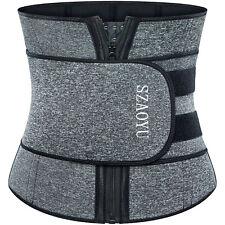 Neoprene Sauna Belt Sweat Waist Trainer Corset Trimmer Belt fr Women Weight Loss