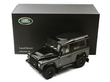 Kyosho 1:18 Land Rover Defender 90 Short Wheel Autobiography Die-Cast Model