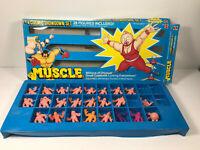 M.U.S.C.L.E. Cosmic Showdown Set Box #4 Keshi Mattel Action Figure Toys PARTIAL