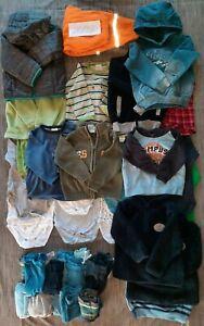 """41-teiliges Kinder Kleidung Set Größe 86/92 """"Winter"""""""