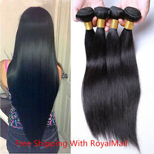 7A Unprocessed Real Human Hair 100% Brazilian Virgin Remy Human Hair Extensions