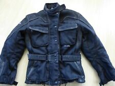 """Textil-Leder-Motorradjacke v. Polo """"Mohawk"""", Damen, Gr. 38 / CE-Protektoren!!"""