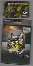 Transformers Legends of the Fall Bumble Bee Puzzle & Walmart Gift Card FREE S&H