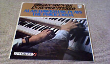 ALAN HAWKSHAW ORGAN SOUNDS IN SUPER STEREO PHILIPS UK LP 1972 CHRIS SPEDDING