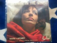 MARIE LAFORET - BLOWIN' IN THE WIND (DYLAN) - RARE EP