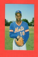 "1985 Dwight ""Doc"" Gooden Postcard Team Issued Barry Colla Rare RC"