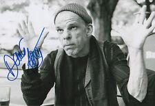 DENIS LAVANT autographe signed 20x30 cm image s/w