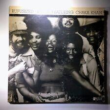 Vinyl RecordRufus Featuring Chaka KhanRufusizedABCD-837ABC Records1974Funk