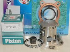 Kit piston complet Yamaha 125 DTMX 56mm +  cage a aiguilles + joints Haut moteur