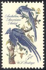 USA 1963 J J Audubon/Magpie-jays/Birds/Nature/Art/Paintings/Artists 1v (n29230)