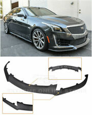 EOS Add On Bottom Line Front Bumper Lower Lip Splitter For 16-Up Cadillac CTS-V