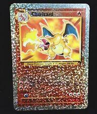 POKEMON BOX TOPPER LEGENDARY COLLECTION CHARIZARD JUMBO CARD S1/S4 ~ NM *