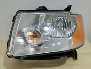 2005 2006 2007 FORD FREESTYLE LEFT DRIVER HALOGEN HEADLIGHT OEM USED#4