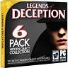Legends Of Deception PC Games Windows 10 8 7 XP Computer hidden object seek find