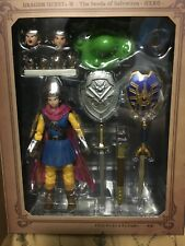 BRING ARTS - DRAGON QUEST III: THE SEEDS OF SALVATION - HERO by Square Enix NEW!