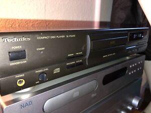 Retro Technics SL-PG490 SL PG 490 Hi Fi Separates Stereo Audio CD Disc Player