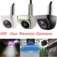 HD 170º CMOS Car Rear View Reverse Backup Parking Camera Waterproof Night Vision