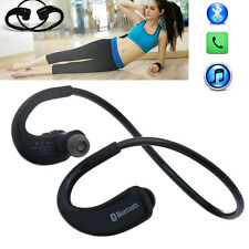 Wireless Bluetooth Headset Stereo Headphones for iPhone 7 6 6s 5s 5c Samsung Lg