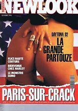 NEWLOOK N° 111 10/92 Paris-sur-Crack