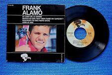 FRANK ALAMO / EP RIVIERA 231 044 / LABEL 1 / BIEM 1965 ( F )