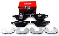 MINTEX FRONT AXLE BRAKE PADS FORD MAZDA VOLVO MDB2634 (REAL IMAGE OF PART)