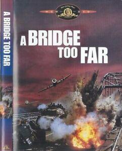 A Bridge too Far (Sean Connery Robert Redford) New DVD Region 4