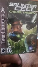 Tom Clancy's Splinter Cell: Chaos Theory PC-DVD 2005