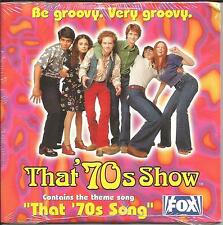 Big Star Alex Chilton TRK That 70's Show Theme Song PROMO CD SEALED Limited 1998