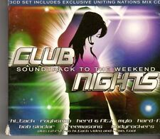 (GC35) Club Nights, Soundtrack to the Weekend, 3CD  - 2005 CD