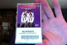 The Intrigues- In a Moment- Golden Classics- new/sealed cassette tape