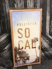 Hollister So Cal Eau de Cologne - 1.7 Fl. Oz./50 ml *Genuine*