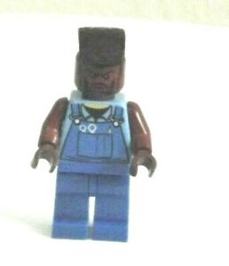 GENUINE LEGO MR T (THE A TEAM) IN VERY GOOD CONDITION (PRE LOVED)
