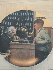 New Listing1993 Norman Rockwell Heritage Collection #17 Collector Plate with certificate