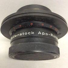 Rodenstock Apo-Ronar 1:9 f=480mm / 19in. Lens