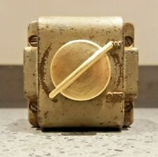 Crabtree Vintage Saturn Industrial Light Switch Single Gang Salvaged Reclaimed