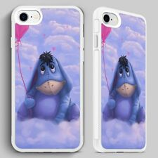 Eeyore Winnie The Pooh Heart Balloon QUALITY PHONE CASE for iPHONE 4 5 6 7 8 X