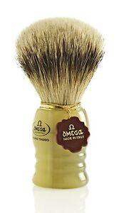 Omega 620 1st Grade Super Blaireau de Rasage