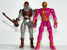 Bandai Power Rangers Villain Action Figures SPD KRYBOT & RPM GRINDER