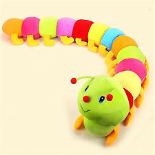 Child Baby Toy Popular Colorful Inchworm Soft Lovely Developmental Doll Toy New