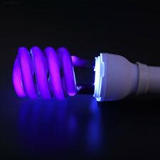 01B3 Fluorescent Light Lamp Bulb E27 UV 40W Ultraviolet Flashlight