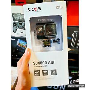 SJCAM SJ4000 AIR 4K Wi-fi Action Sports Camera with 16MP Waterproof Case DV