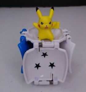 2016 Pokemon Nintendo Blue Pokeball Pikachu