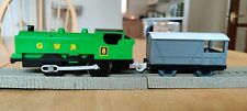 Duck - Thomas & Friends Trackmaster Motorised Train and Toad - RARE