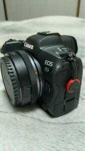 NearMint Canon EOS R5 45.0MP Mirrorless Camera - Black Body