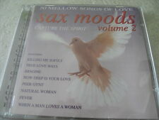 Sax Moods Volume 2 - 20 Mellow Songs of Love - Capture the Spirit CD