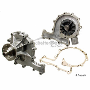 One New Airtex Engine Water Pump STC483 for Land Rover