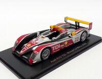 Altaya 1/43 Scale LMN6 - Audi R10 TDI - #2 Winner Le Mans 2008
